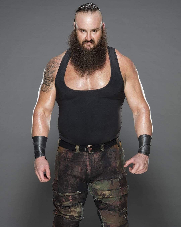 Braun Strowman | Braun Strowman (Adam Scherr) | Wrestling ...
