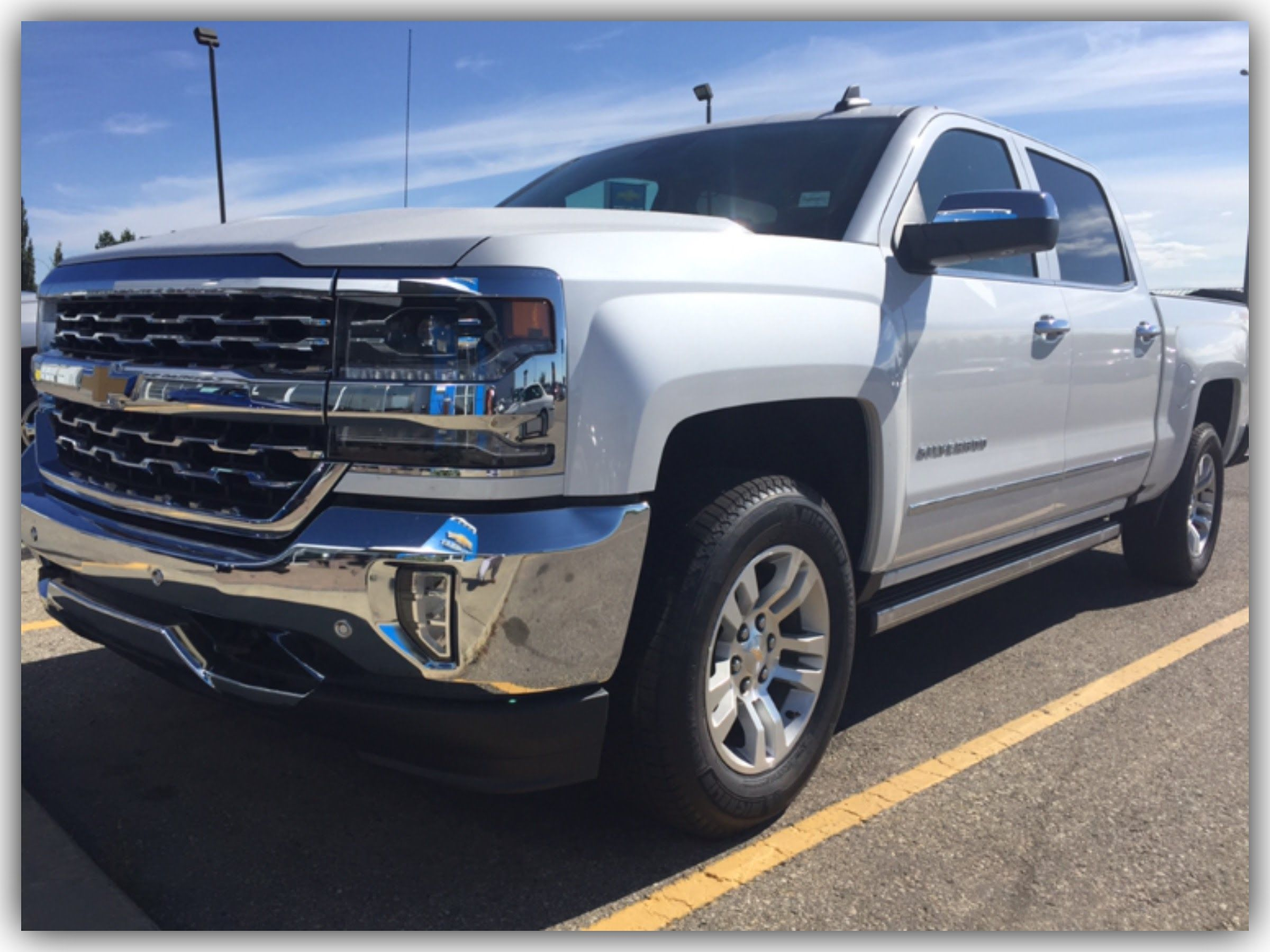 New 2017 Chevrolet Silverado 1500 White Leather Stock 17n007 2017 Chevrolet Silverado 1500 New Chevrolet Trucks Chevrolet Silverado