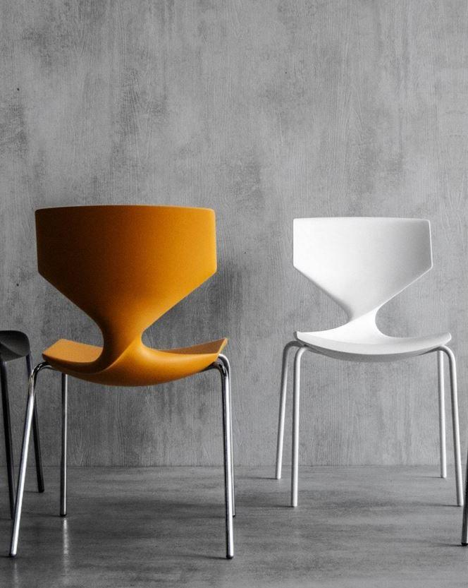 QUO Stackable #chair By Tonon #design Martin Ballendat Pictures