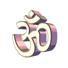 Digital Om Om Symbol Wallpaper Animated Gif Retail Logos
