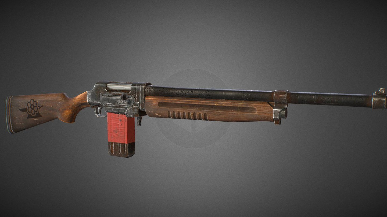Shotgun by rockspb | Sci-fi weapons | Guns, Shotgun, Sci fi