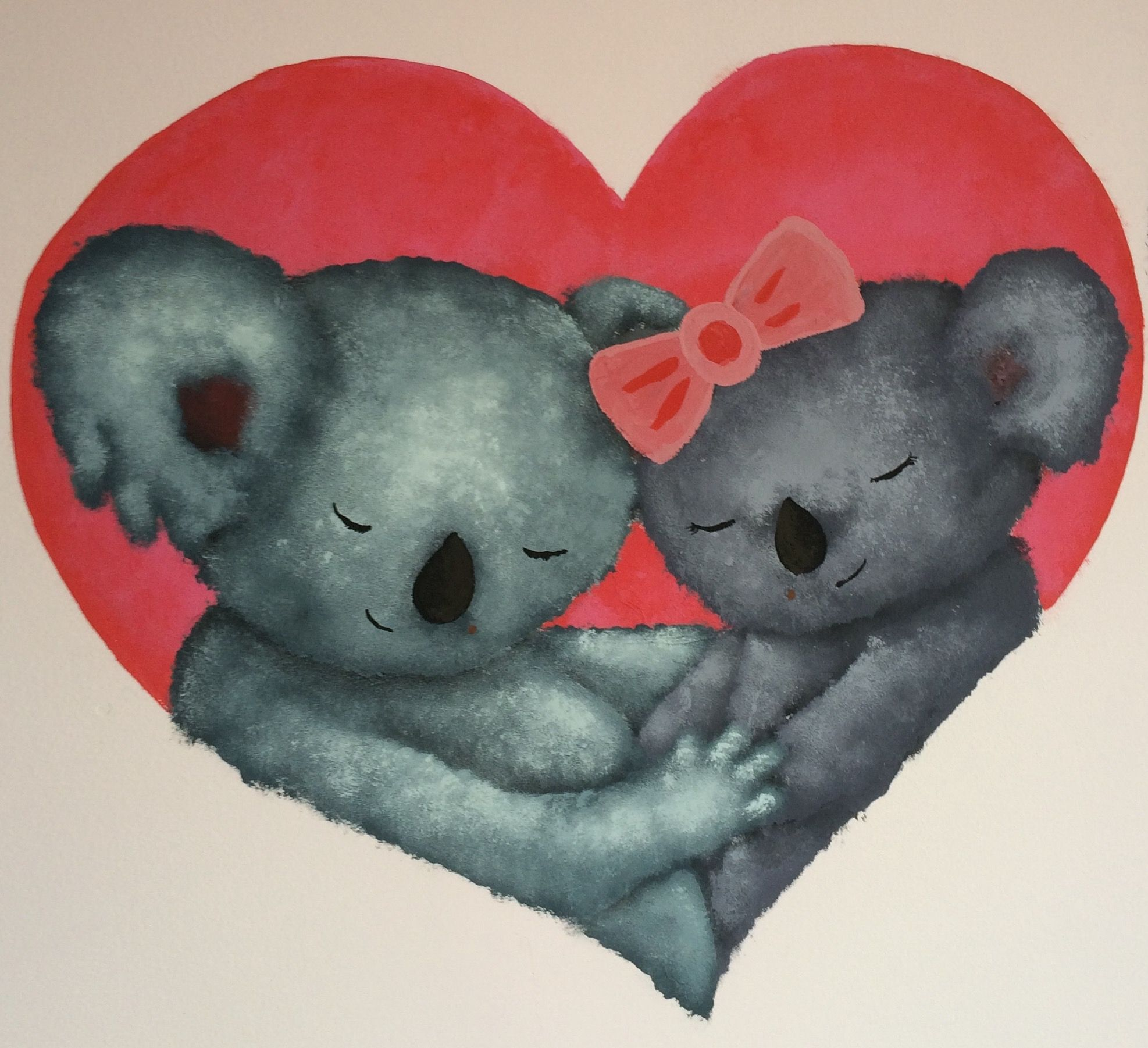 koala love illustration pinterest animal reptiles and insects