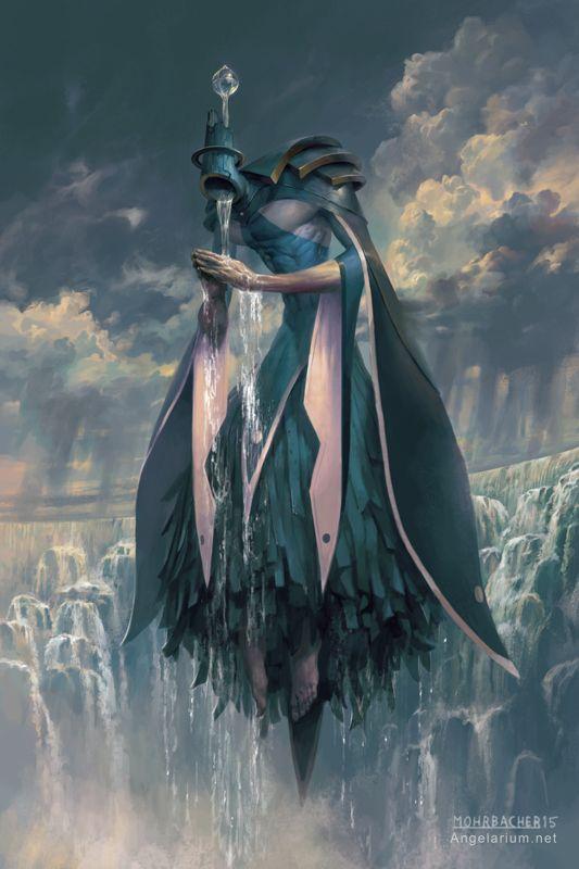 Angelarium: Seraphim by Peter Mohrbacher | The Dancing Rest http://thedancingrest.com/2016/01/12/angelarium-seraphim-by-peter-mohrbacher/
