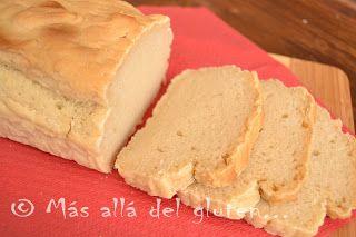 Pan De Molde Sin Gluten Sin Huevos Y Sin Levadura Receta Gfcfsf Vegana Recetas De Comida Fáciles Sin Gluten Alimentos Sin Gluten