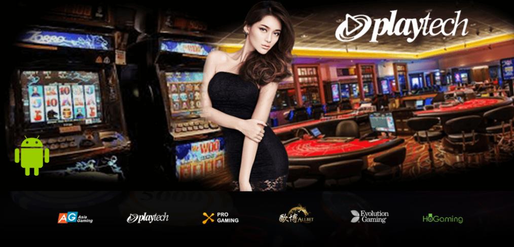 Плейтек онлайн казино скалолаз играть казино