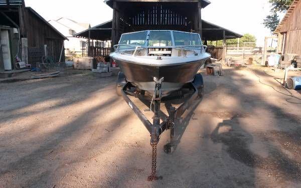 1986 Invader Boat Outdoor Decor Decor Boat