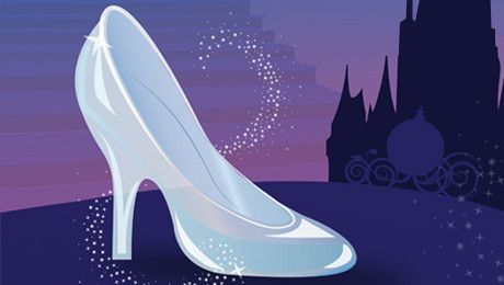 glass slipper clip art - Google Search | Themes ...
