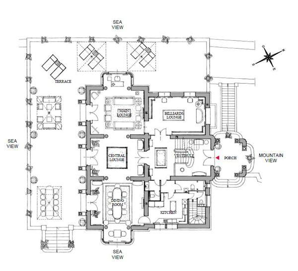 monaco villa la vigie aka karl lagerfeld villa a. Black Bedroom Furniture Sets. Home Design Ideas