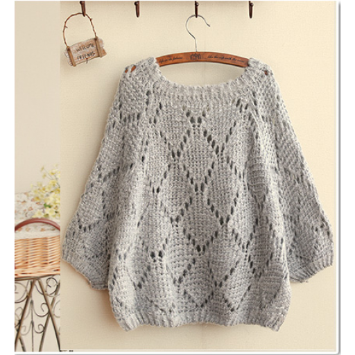 بلوزات قصيرة مخرمة معينات Lace Blouse Crochet Top Fashion