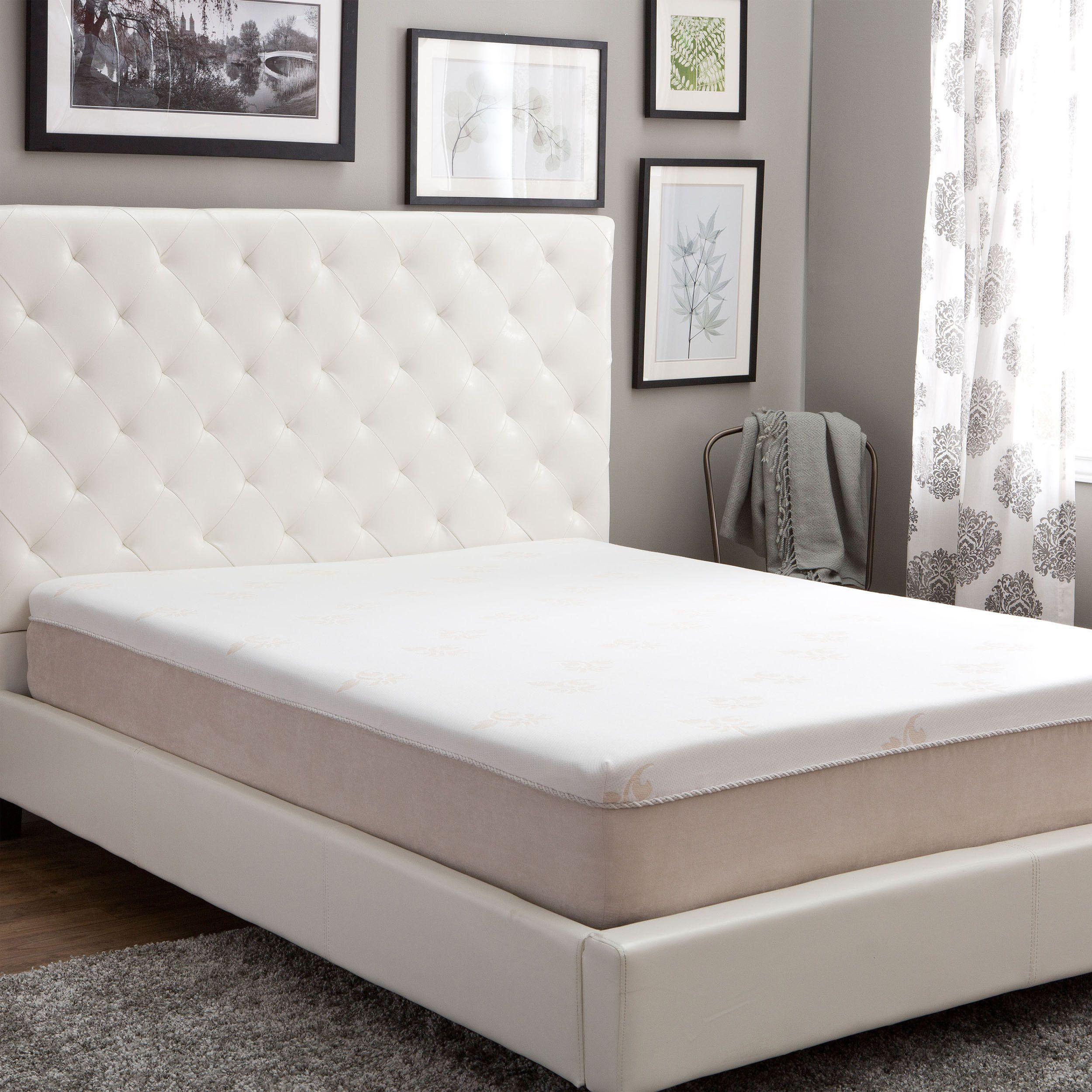 grande hotel collection posture support 11inch kingsize trizone memory foam mattress king black night