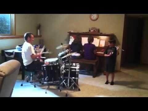Blankenbiller ragtime band