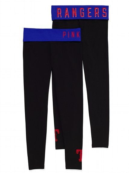 8af557201ed85d Texas Rangers Yoga Legging - PINK - Victorias Secret | Clothes and ...