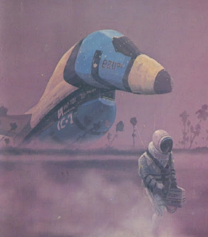70s Sci Fi Art Chris Foss: Sci Fi Art, 70s Sci Fi