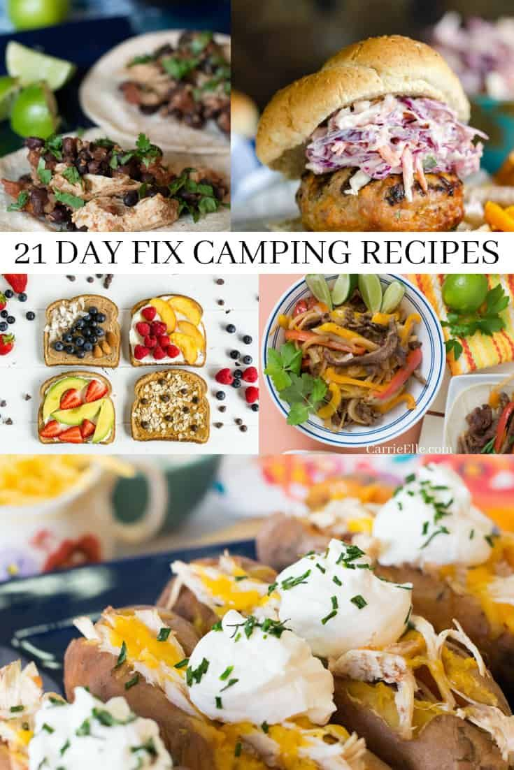 21 day fix camping recipes whole food recipes pinterest 21 day fix camping recipes forumfinder Choice Image