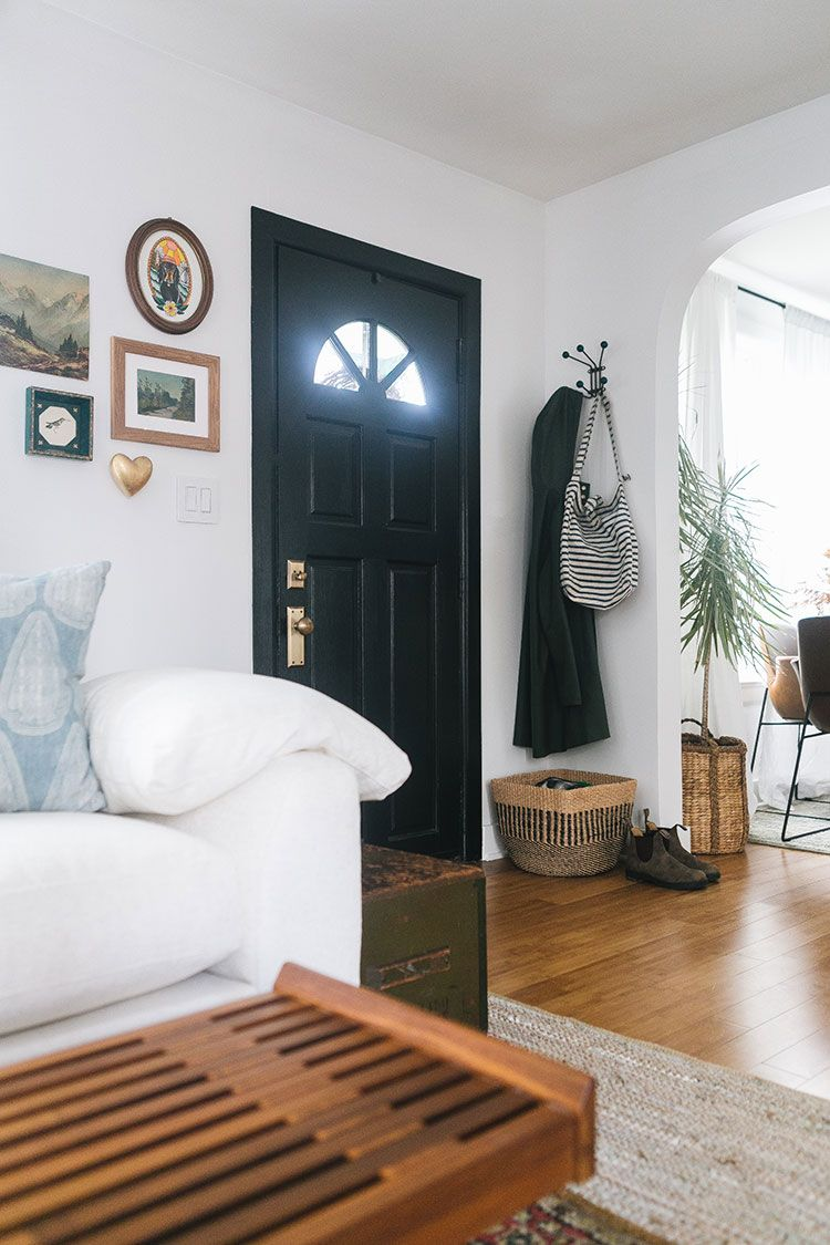 Our Living Room Makeover W Crate And Barrel Small Space Decor Tips Small Space Living Room Decorating Small Spaces Living Room Makeover #small #space #living #room #decor