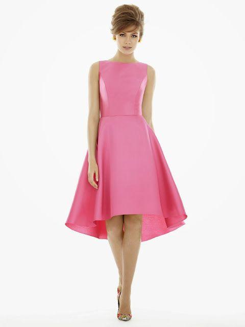 Bonitos vestidos para damas de honor | Vestidos para damas 2015 ...