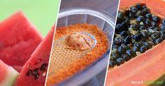 Die Kerne dieser Früchte sind viel zu wertvoll, um im Müll zu landen. Nutze Sie zum Beispiel als Tee, Pefferersatz oder als Wärmequelle.