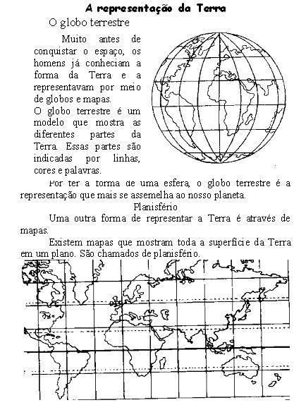 Pin Em Geografia