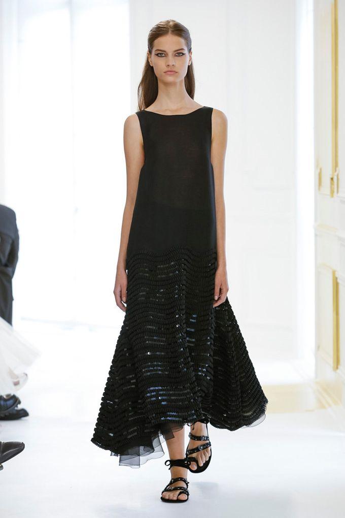 Неделя высокой моды в Париже  Christian Dior осень-зима 2016 17 (Интернет-журнал  ETODAY) afa571003d6