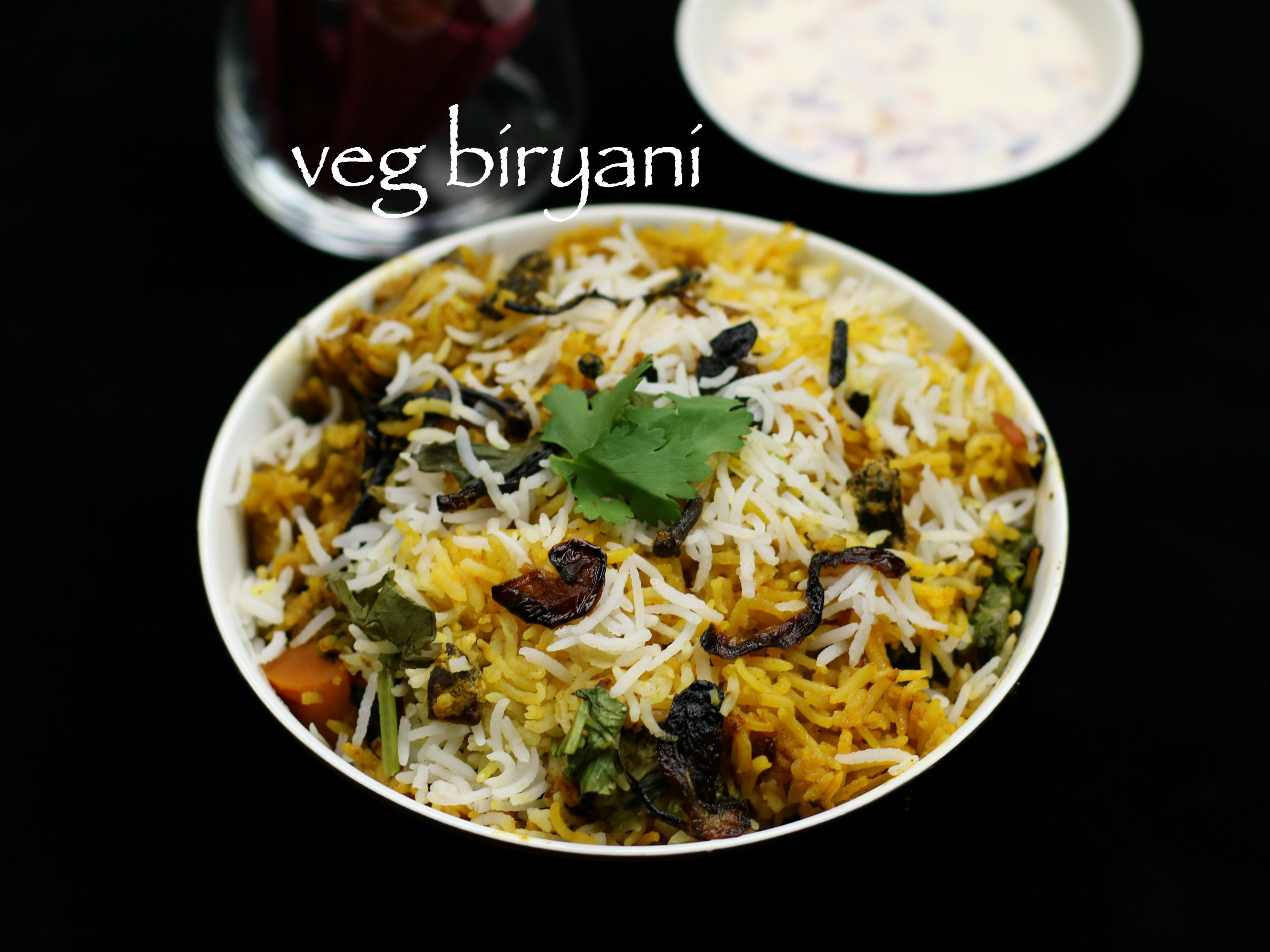 Hyderabadi vegetable biryani recipe veg biryani recipe learn how hyderabadi vegetable biryani recipe veg biryani recipe learn how to make veg biryani in forumfinder Choice Image