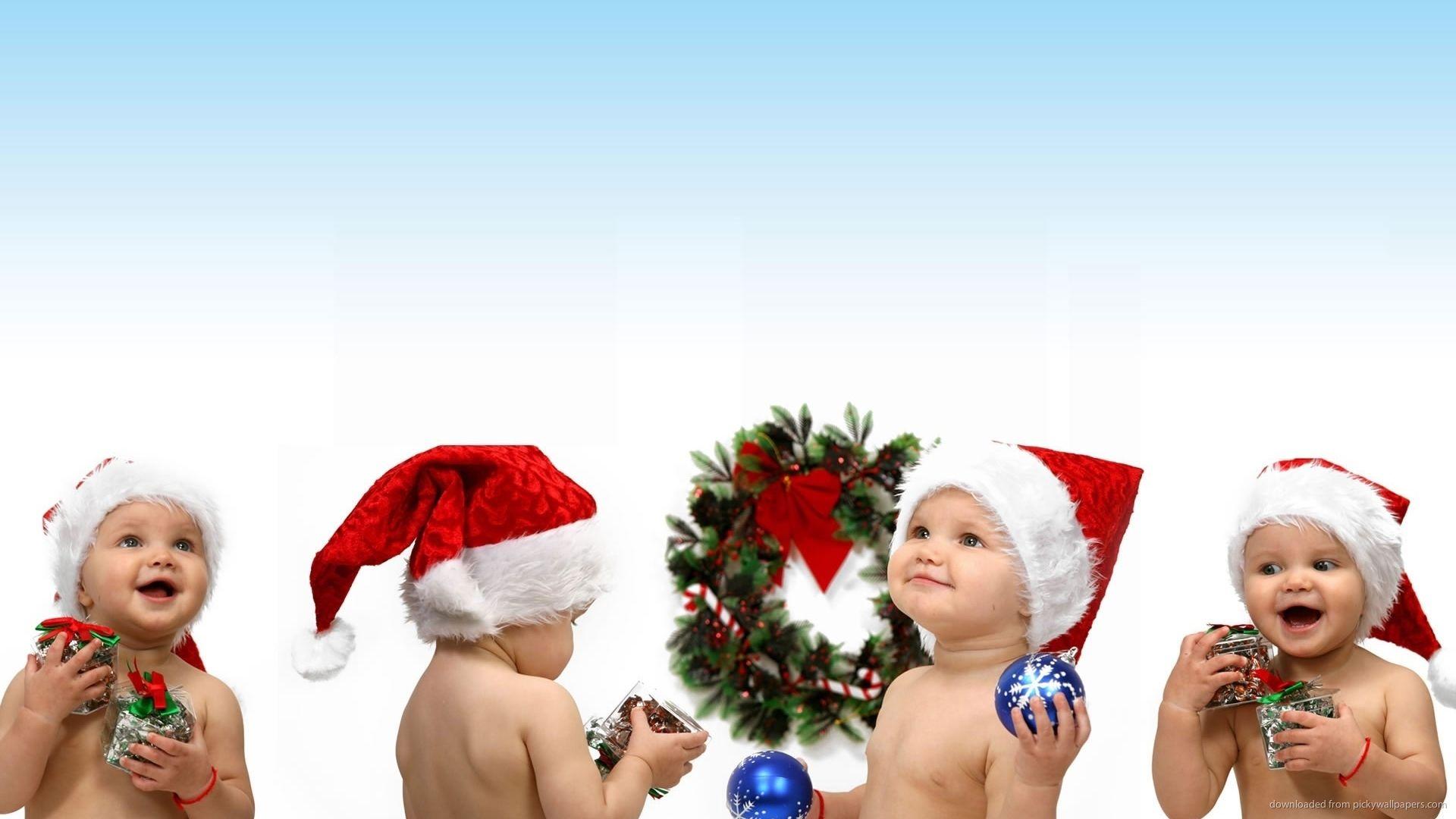 kids at Christmas | Christmas kids for 1920x1080 | Christmas ...