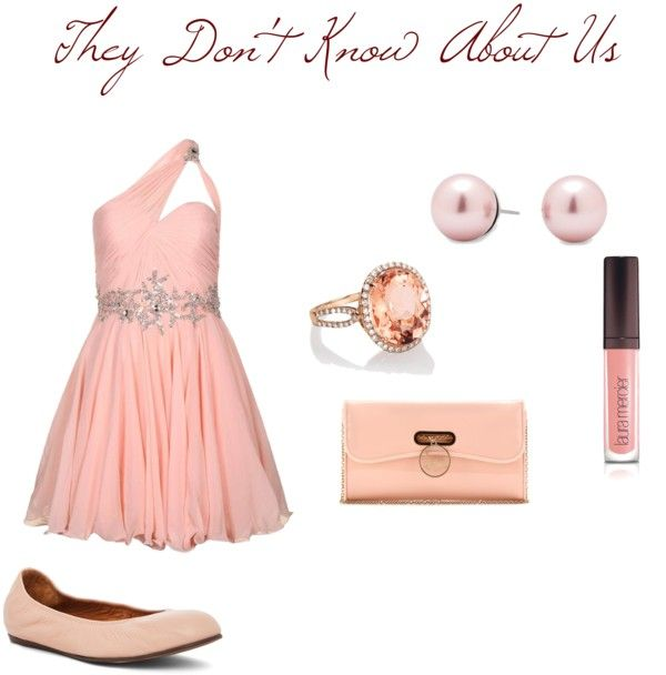 """""""They Don't Know About Us"""" by sophialenal ❤ liked on Polyvore"""