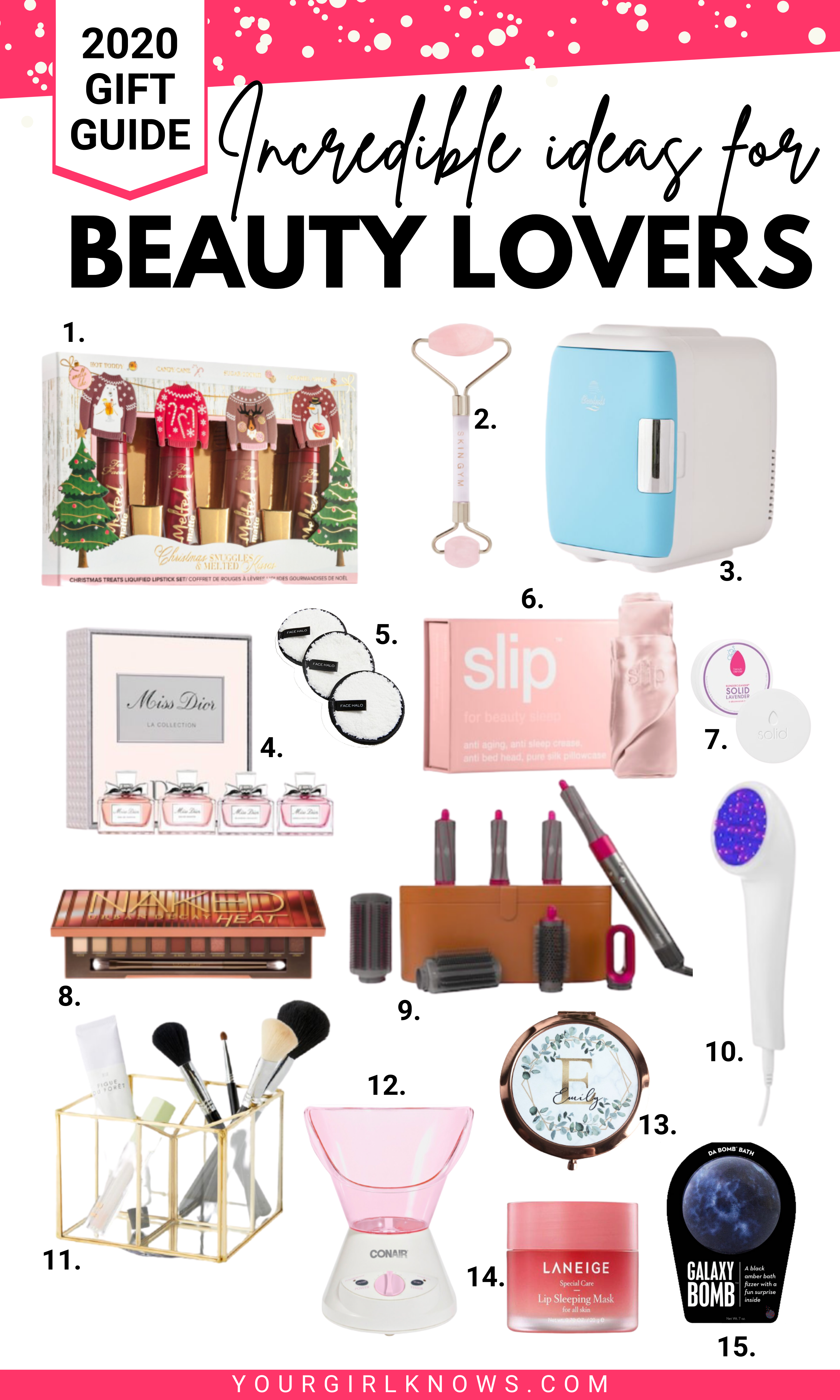 Incredible Christmas Gift Ideas For Women Gift Ideas For Beauty Lovers In 2020 Christmas Gifts For Teenagers Christmas Gifts For Friends Teenage Girl Gifts Christmas
