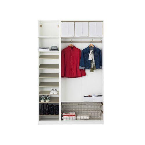 Pax armario con accesorios interior ikea 10 a os de - Accesorios armarios ikea ...
