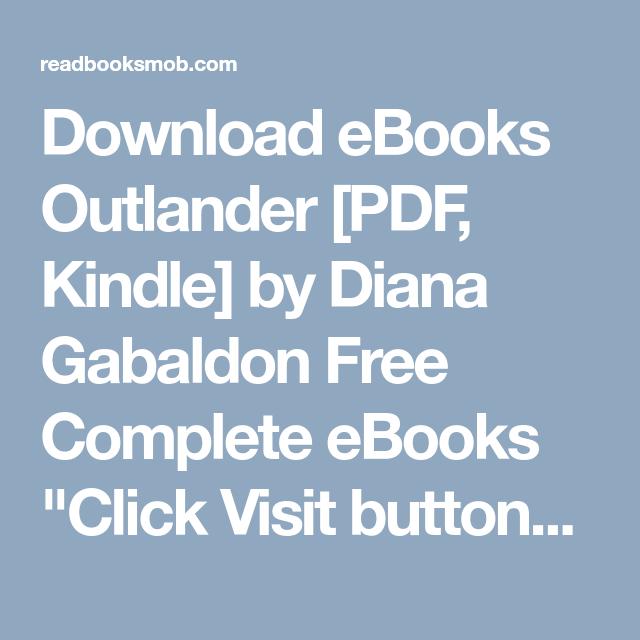 Download ebook diana voyager gabaldon