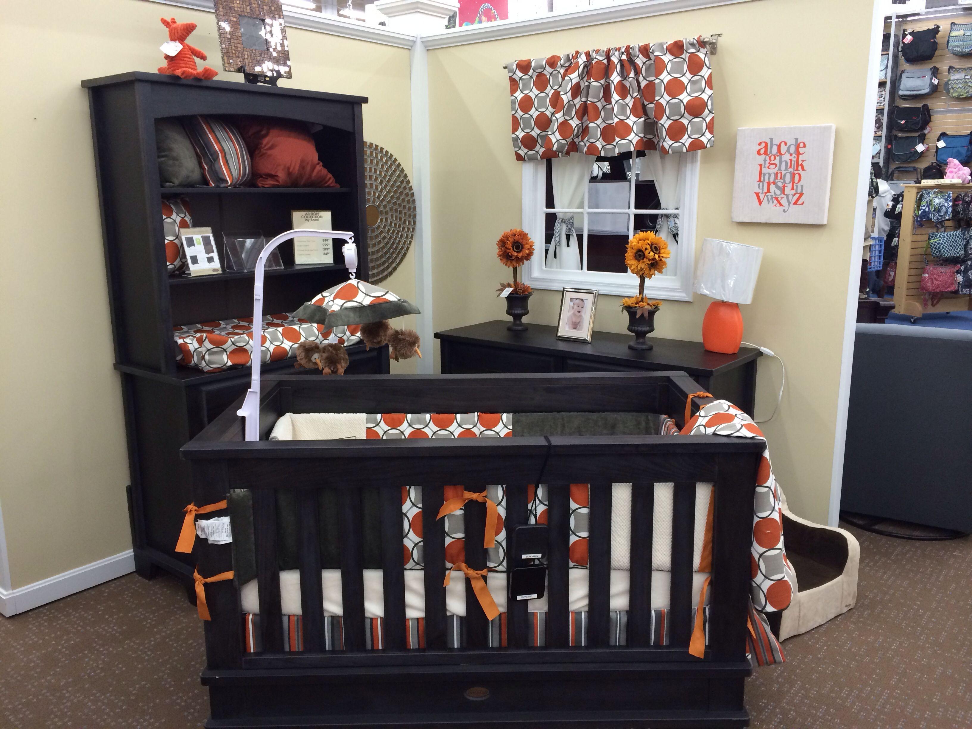Baby cribs buy buy baby - Option For Crib Boori Ashton Convertible Rail Included At Buy Buy Baby
