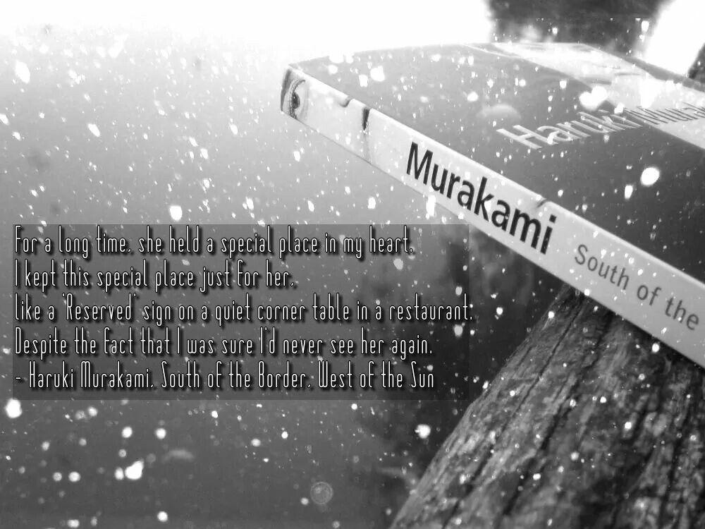 Murakami With Images Haruki Murakami Murakami