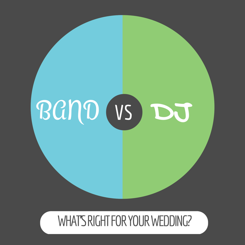 Making A Case: Live Band Or DJ?