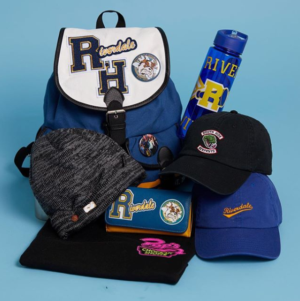 549ad193 All. About. Riverdale. // Riverdale Beanie, Backpack, Wallet, Tees ...