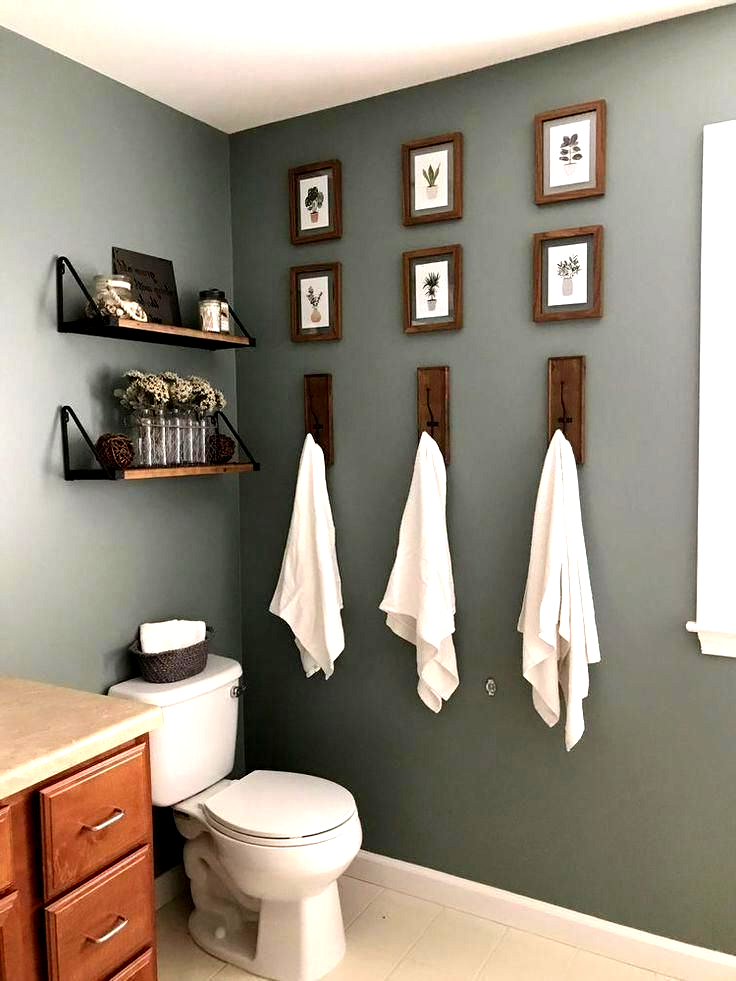 27 Cool Bathroom Paint Color Schemes Bathroom Color Ideas Bathroom Color Ideas Trendy Bathroom Tiles Bathroom Paint Color Schemes Bathroom Color Schemes