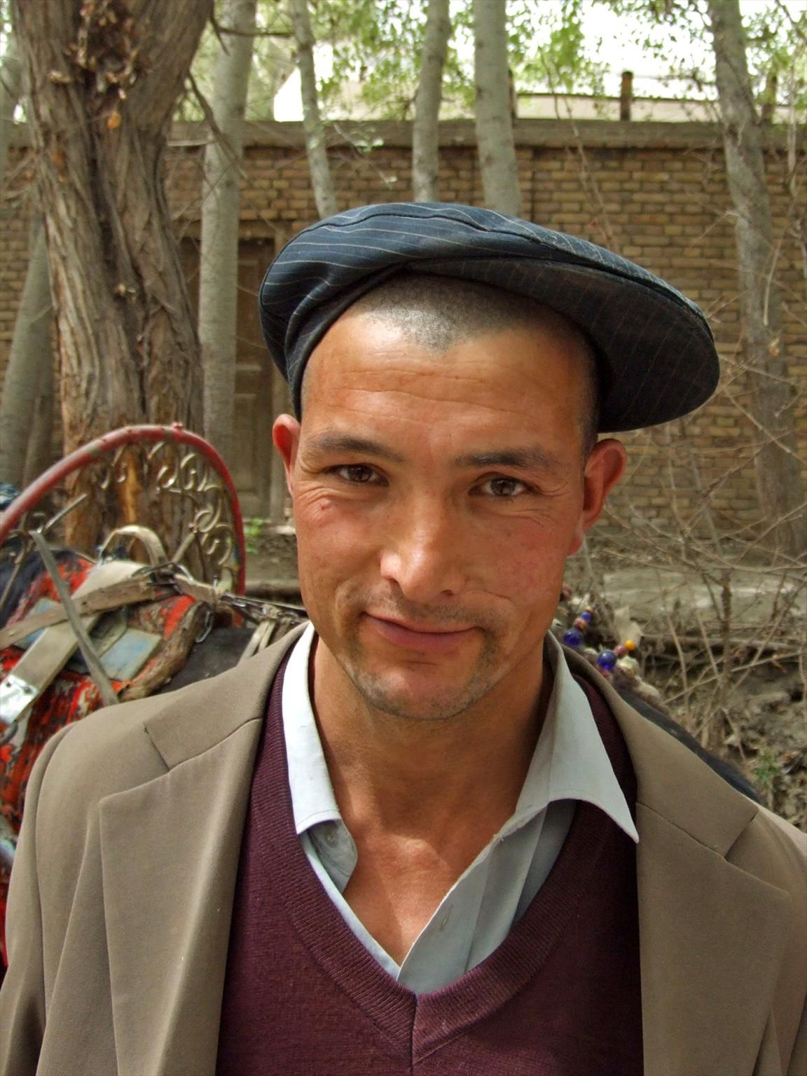 Uyghurs, a Turkhic ethnic group, live primarily in the Xinjiang Uyghur  Autonomous Region in the People's Republic of China