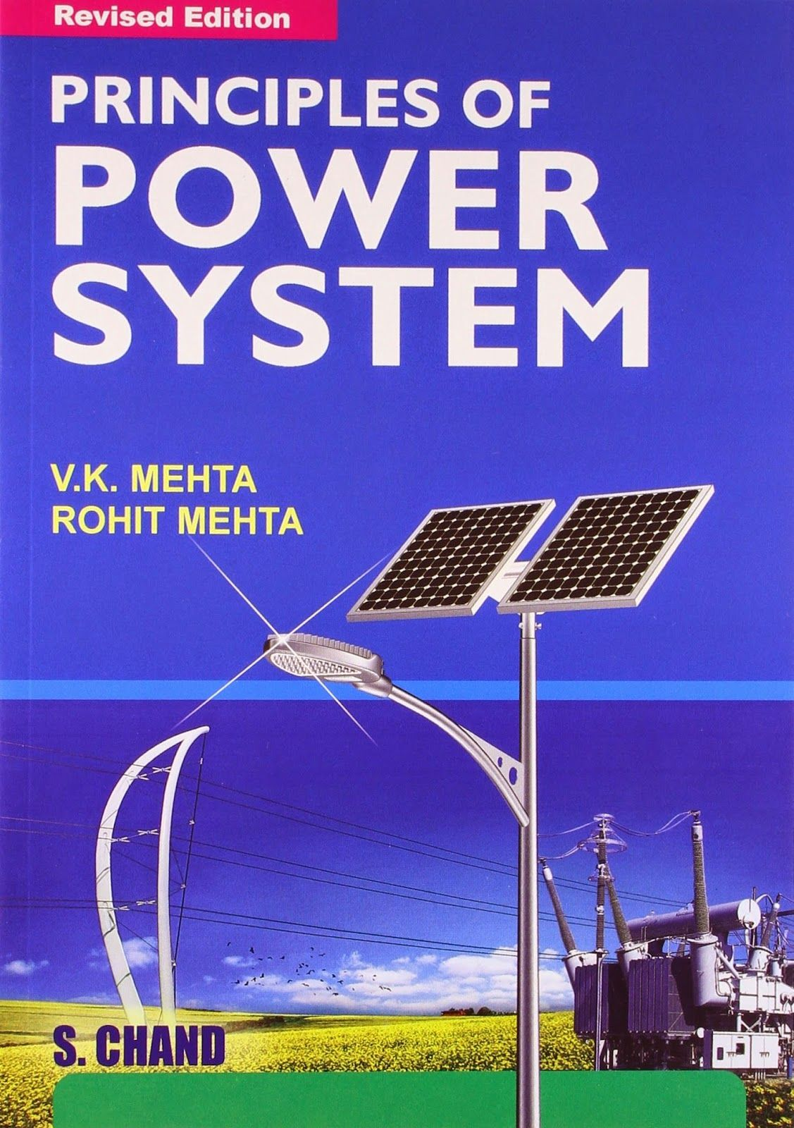 Principles Of Power Systems V K Mehta Free Download Free