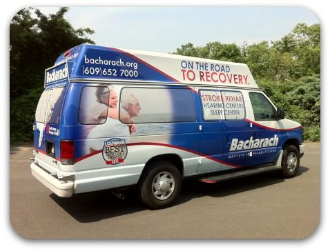 Medical Transportation Vans Medical Transport Healthcare Graphics Van Wrap Van Medical Transportation