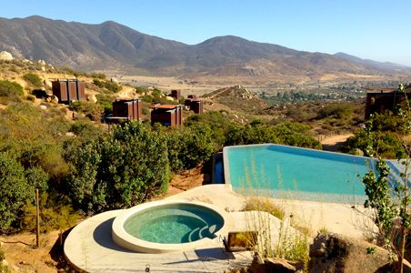 Great article about Mexicos wine country.