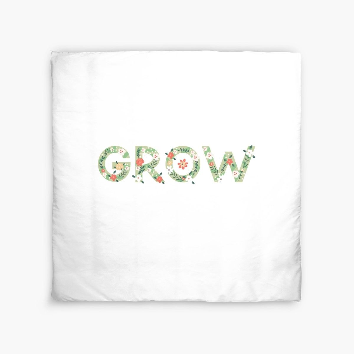 Get Ready For Spring And Summer With This Super Cute GROW Saying! Makes A  Great Gift For Family, Friends, Or Just Yourself! #floral #sayings Also  Enjoy This ...