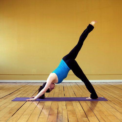 27+ Three legged dog yoga inspirations