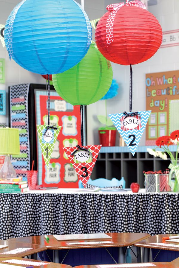 Mardel Classroom Decor ~ Decorate your classroom in trendsetting fashion with our