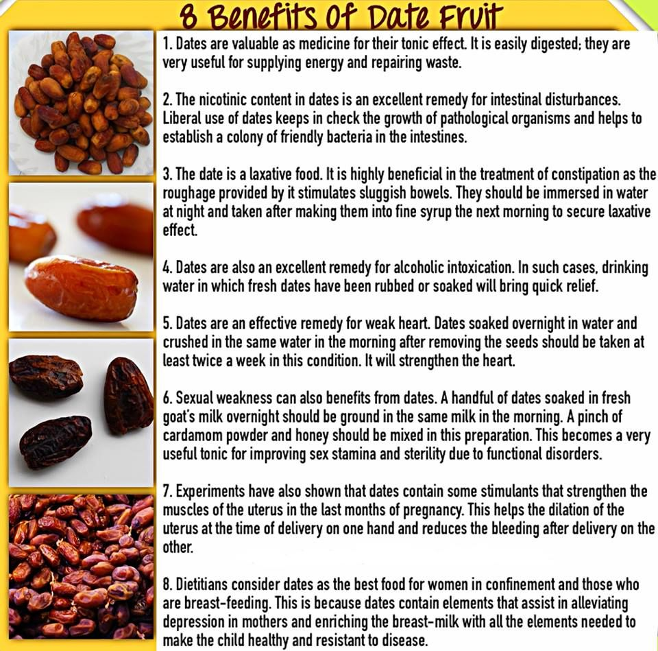 Dates & Yogurt Diet