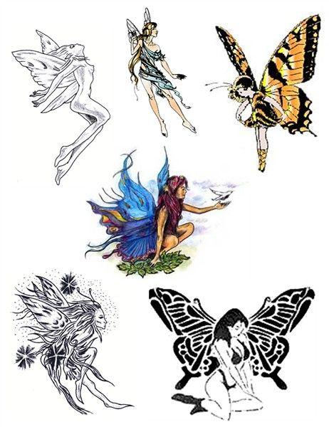 Irish Fairy Tattoo Google Search Tattoos Fairy Tattoo Designs