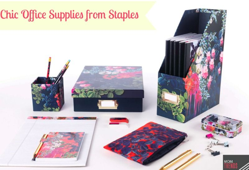 Get Organized In Style These Fun Desk Supplies Almost Make Me