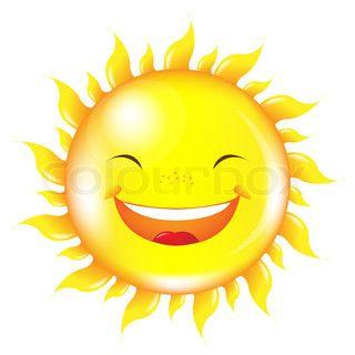Cartoon Sun Sole