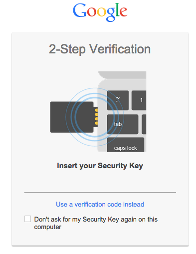 One More Layer Of Security To Google Account With Security Key Everything You Should Know About The Security Key Feature F Computer Password Security Usb Keys