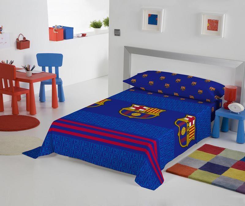 Pin en Fútbol Club Barcelona Ropa de Cama