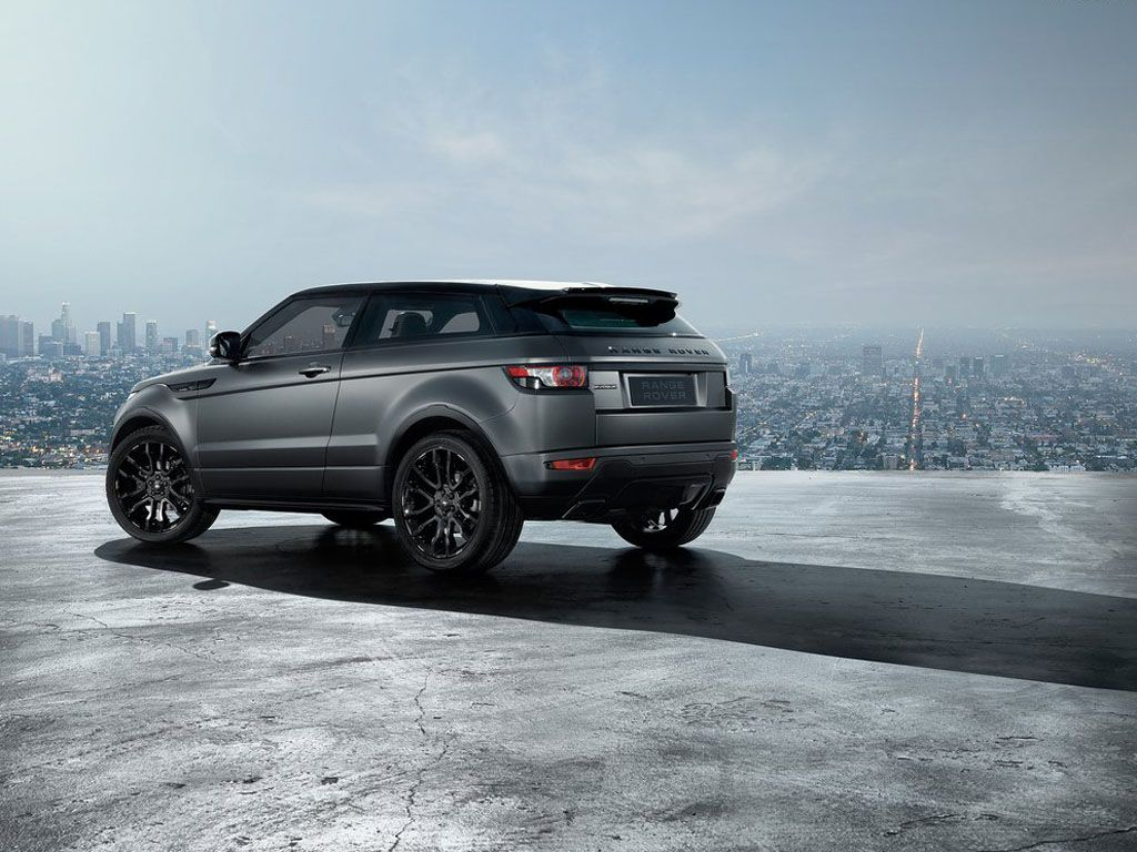 medium resolution of modified land rover range rover evoque