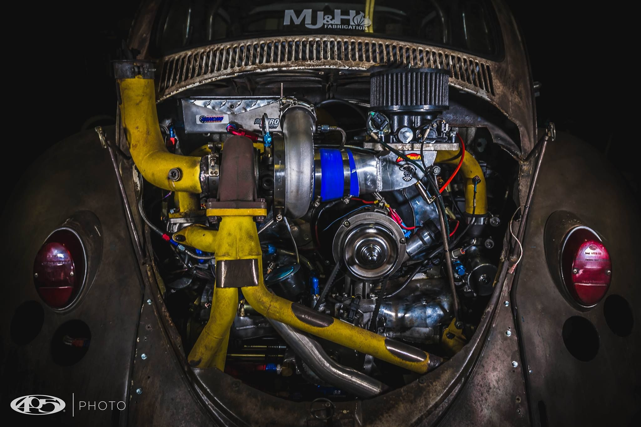 2332cc Vw Dung Beetle Engine
