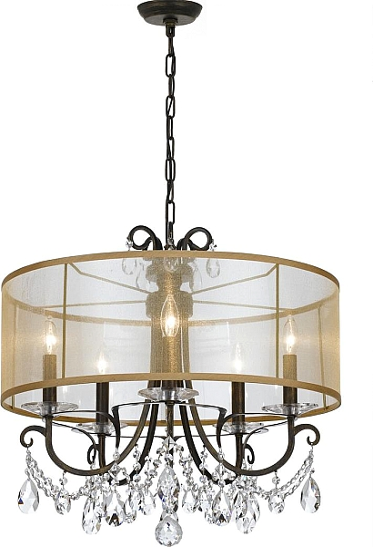 Crystorama othello 5 light clear crystal english chandelier in crystorama othello 5 light clear crystal english chandelier in bronze lighting lights mozeypictures Choice Image